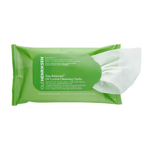 stay balanced™ grease relief cleansing cloths,