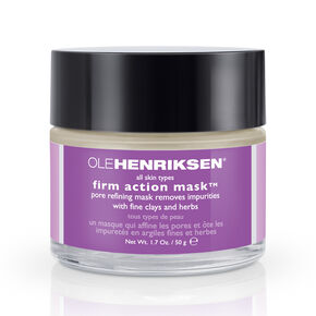 firm action mask,