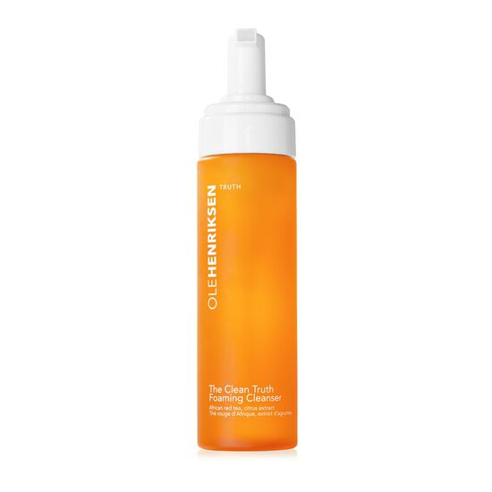 the clean truth™ foaming cleanser