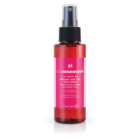 african red tea face mist,