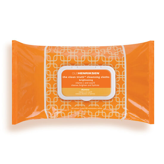 The Clean Truth™ Cleansing Cloths - 100 Wipes