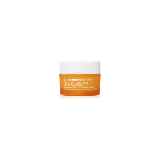 total truth™ brightening eye crème spf 15,
