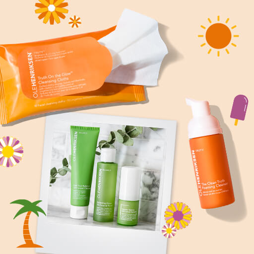 YOUR SUMMER PACKING LIST – SKINCARE EDITION