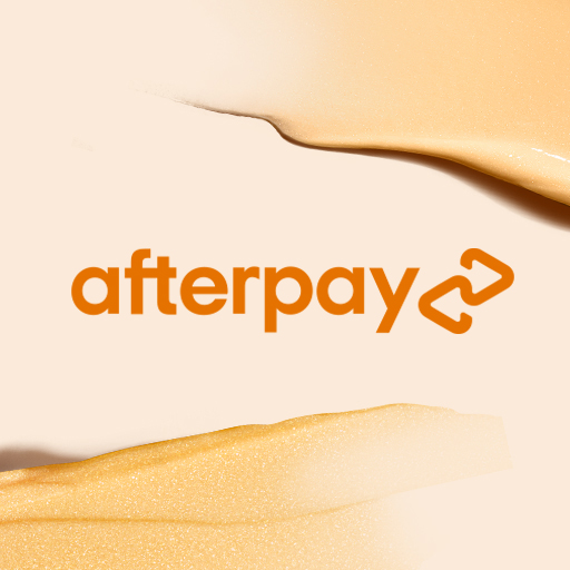 SHOP NOW WITH AFTERPAY