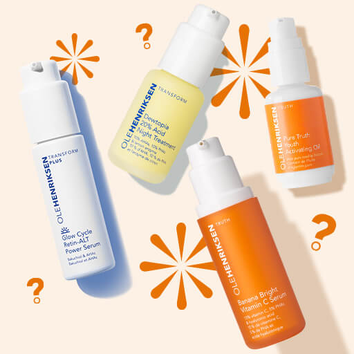Ole Henriksen - Collection Transform Plus
